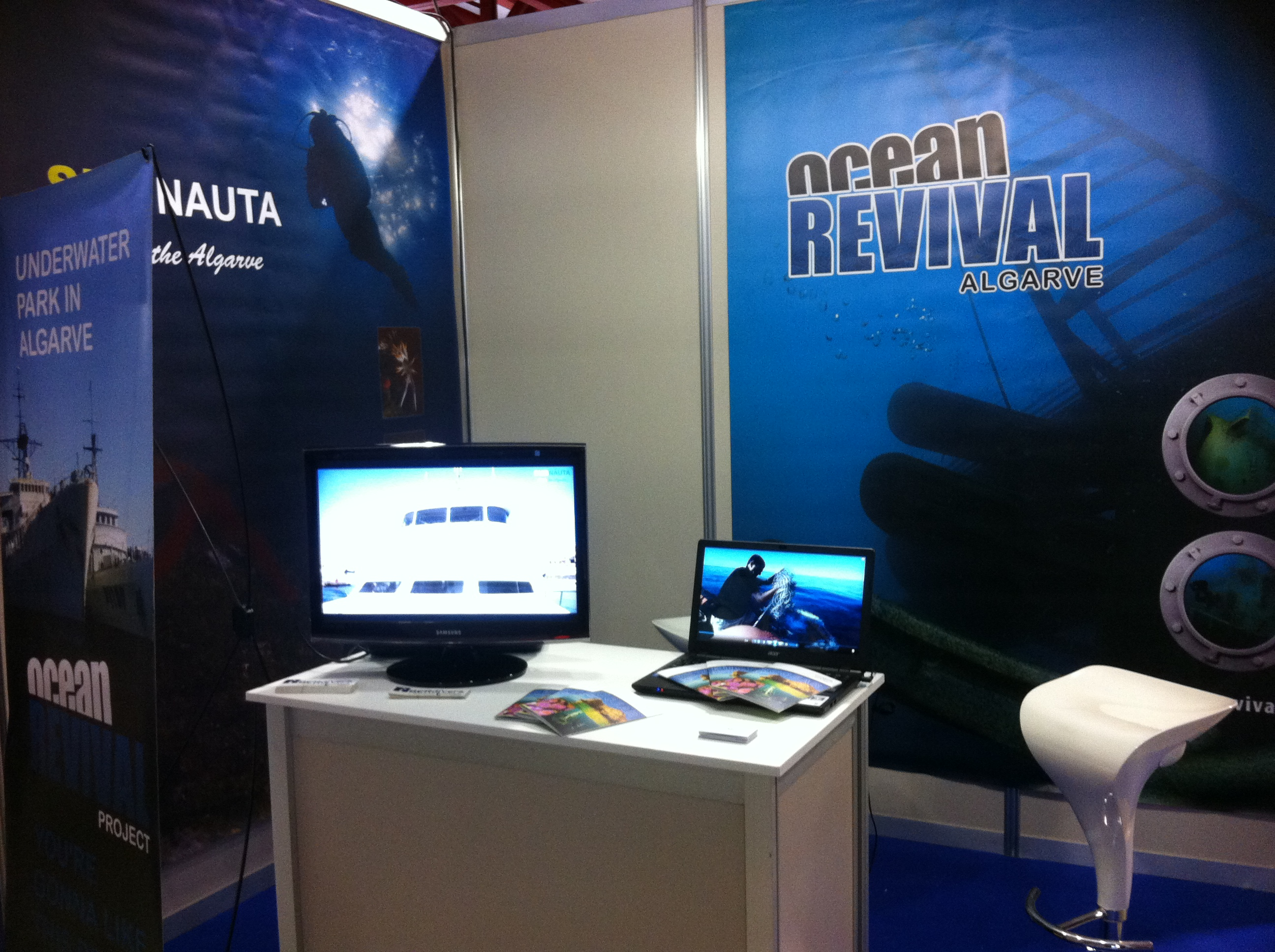 Nuestro Stand