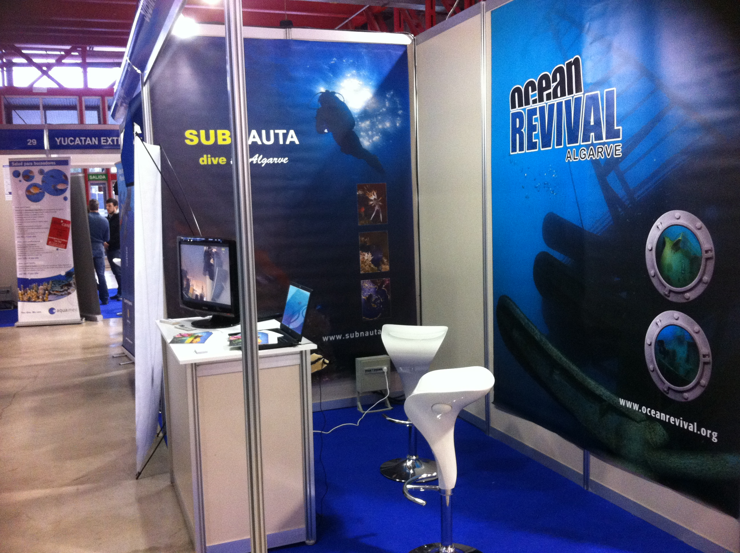 Nuestro Stand.